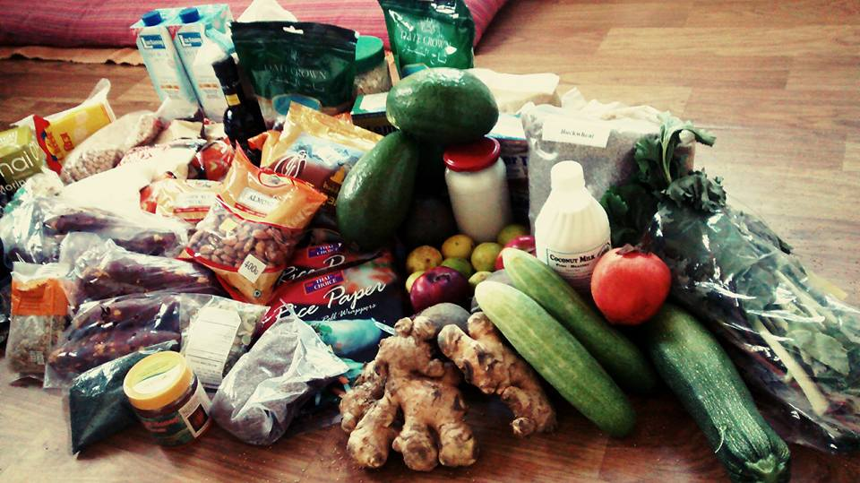 Specialist ingredients in Kathmandu