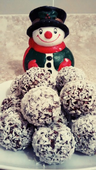 Christmas snowballs recipe