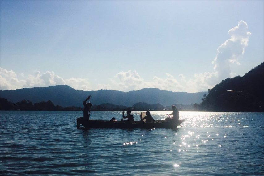 Four-day yoga retreat at Begnas Lake